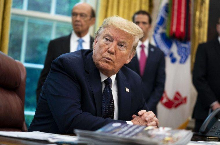 """Д.Трамп """"Их-7""""-гийн дээд хэмжээний уулзалтыг хойшлуулж буйгаа мэдэгдлээ"""