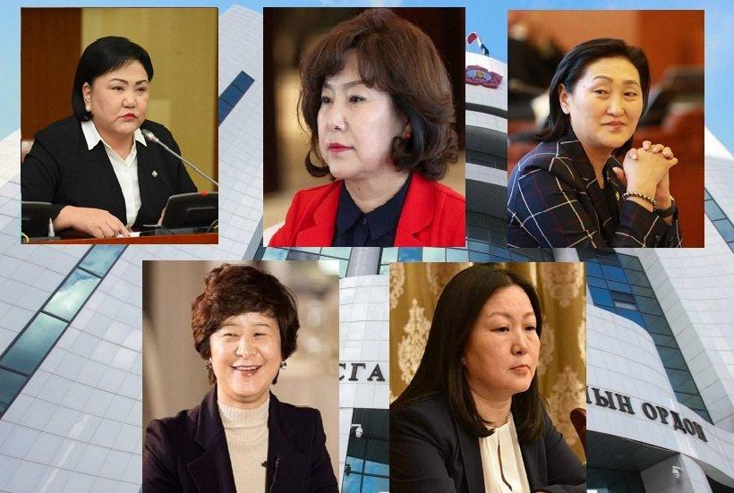 МАН манлайлагч бүсгүйчүүдээ төрд илгээнэ