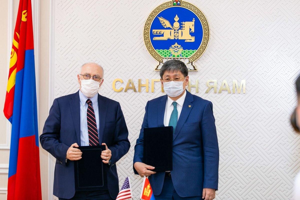АНУ 8.3 тэрбум төгрөгийн төслийг Монгол Улсын тогтвортой хөгжлийн зорилтын хүрээнд хэрэгжүүлнэ
