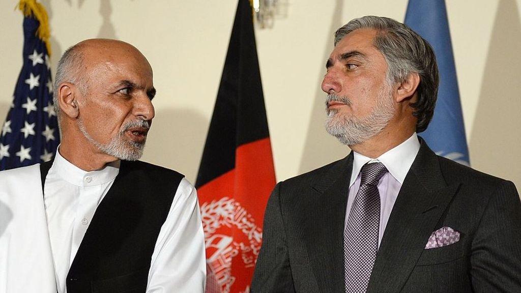 Афганистан улс хоёр ерөнхийлөгчтэй боллоо