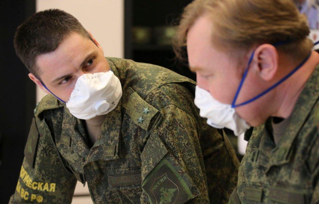 COVID-19: ОХУ-д 1467 цэргийн албан хаагч халдвар авчээ
