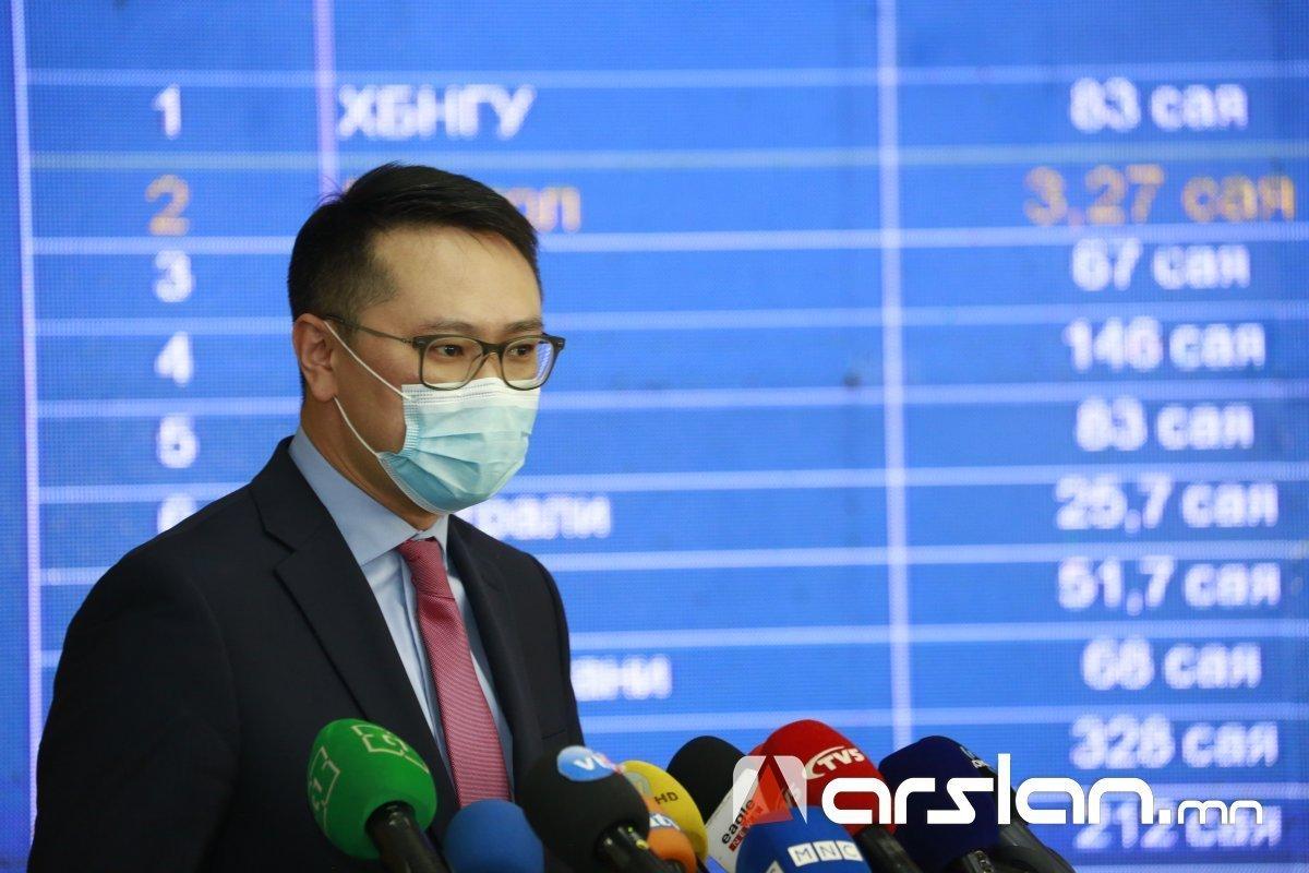 Л.Мөнхтүшиг: Монгол Улс 7 сард хилээ нээхгүй