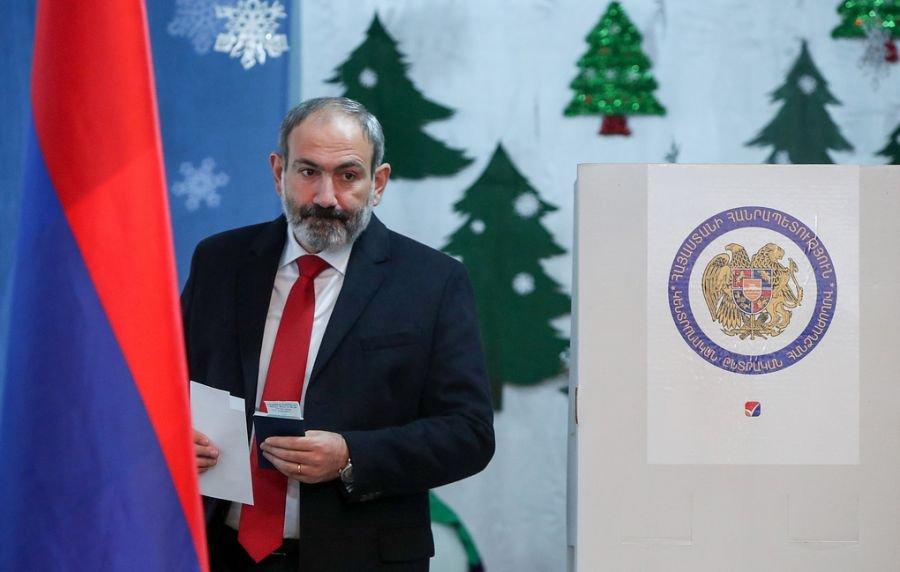 Армений Ерөнхий сайд Никол Пашиняны коронавирусний халдвар авчээ
