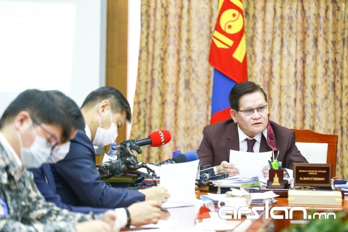 """""""Монгол Улс АНУ-ын Засгийн газарт 1 сая ам.долларын хамгаалах хэрэгсэл хандивлана"""""""