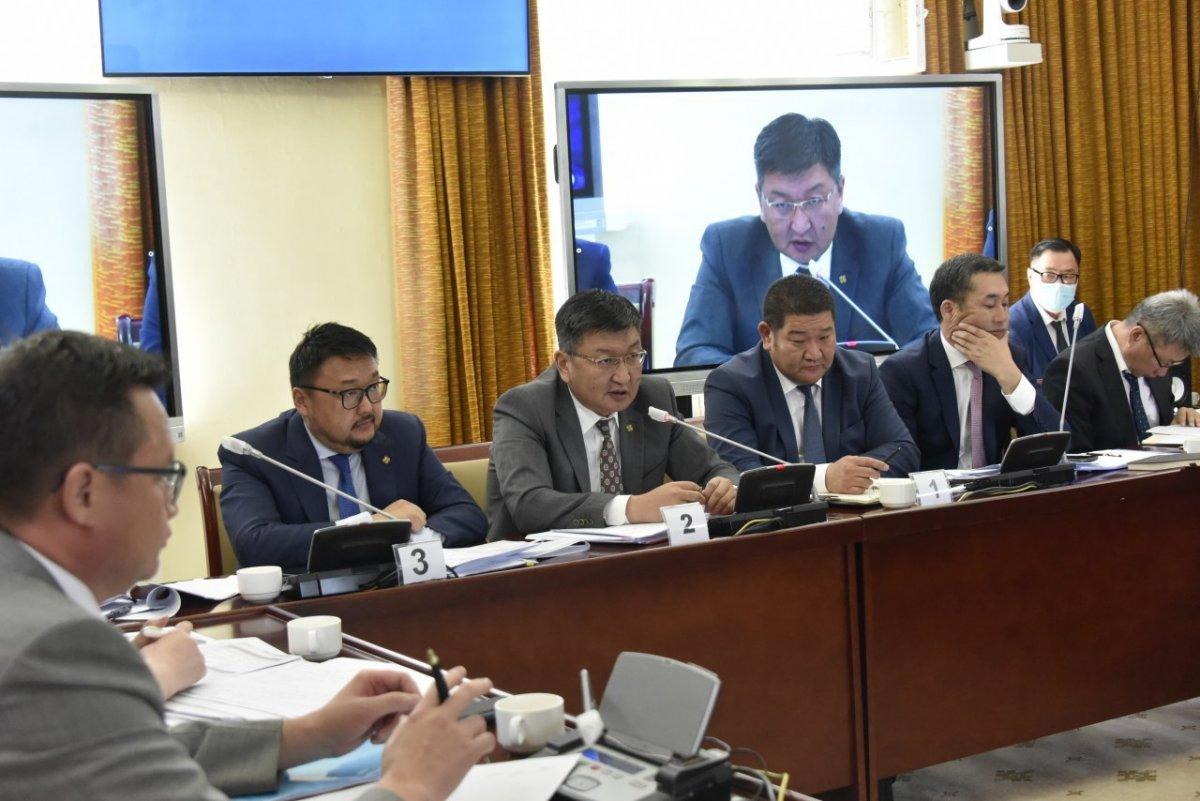 ҮББХ: Засгийн газрын 2020-2024 оны үйл ажиллагааны хөтөлбөрийг хэлэлцлээ
