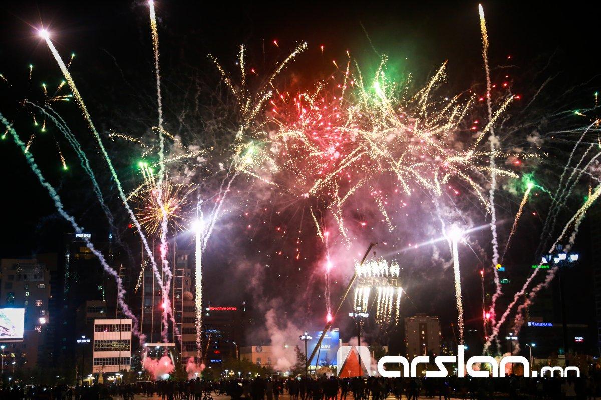 ФОТО: Улсын их баяр наадмын ёслолын буудлага
