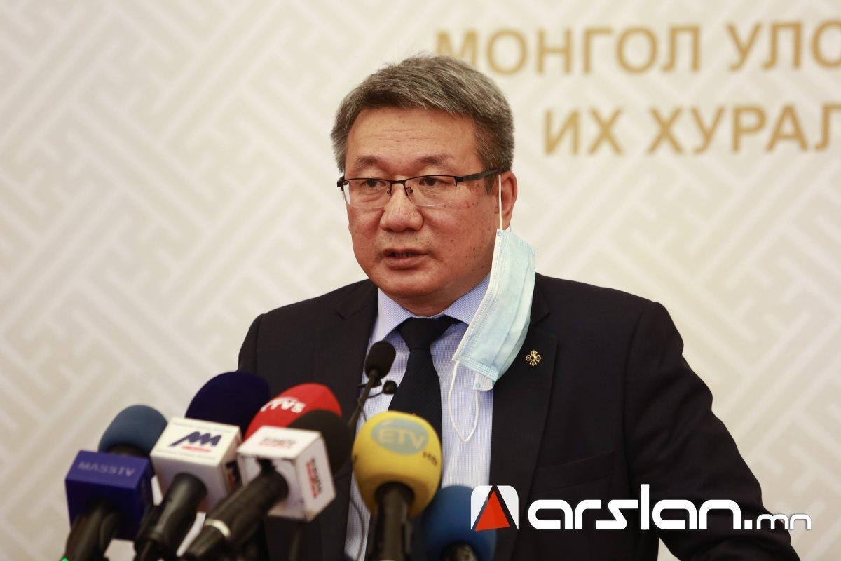 Г.Ёндон: Эдийн засгийг сэргээх зорилгын хүрээнд 25 сая тонн нүүрс экспортлохоор төлөвлөж байгаа