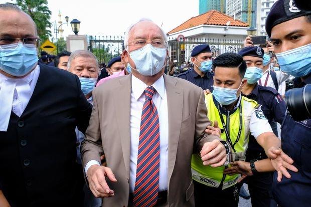 Малайзын ерөнхий сайд асанд авлигын хэргээр 12 жилийн хорих ял оноолоо