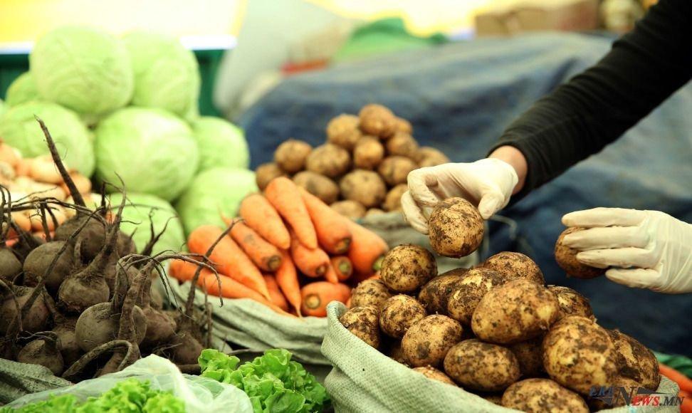 ТАНИЛЦ: Шинэ ургацын ногооны худалдаа болж буй БАЙРШЛУУД