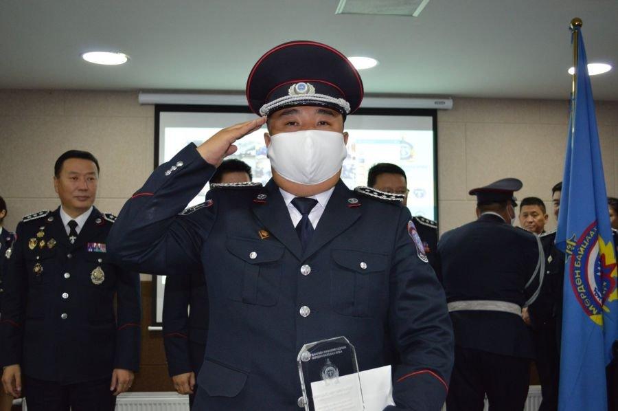 """""""Шилдэг мөрдөгч-2020""""-ыг цагдаагийн ахмад С.Манлайбаяр тэргүүллээ"""