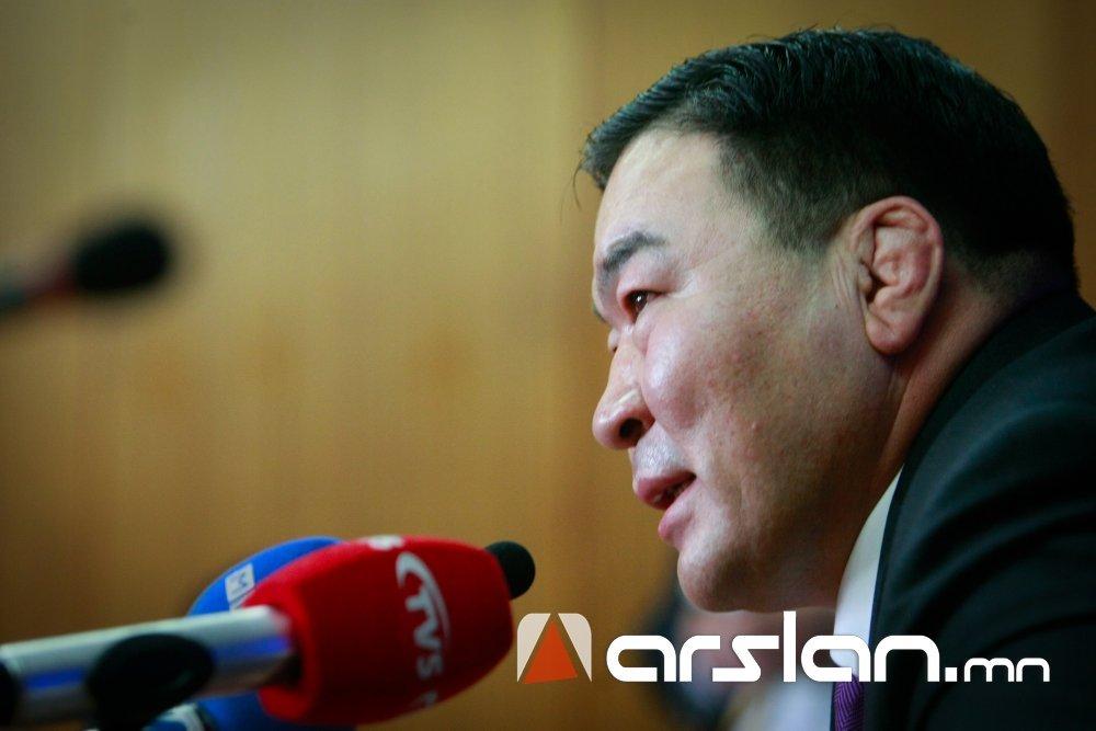Б.БАТ-ЭРДЭНЭ: Бид хуулийнхаа хүрээнд үйл ажиллагаагаа хариуцлагатай явуулах хэрэгтэй