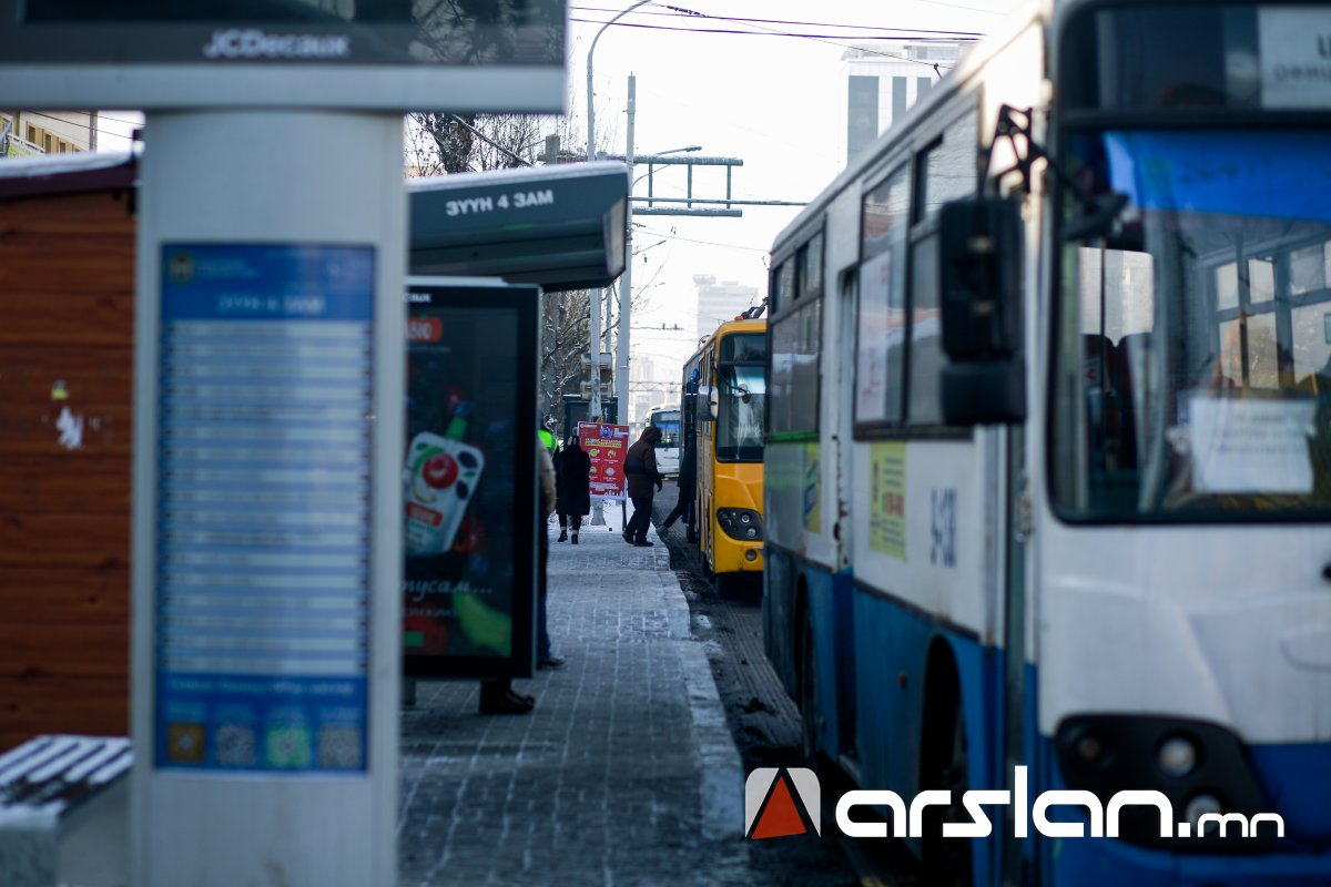 1 сарын 11-нээс нийтийн тээвэр энгийн цагийн хуваарийн дагуу явна