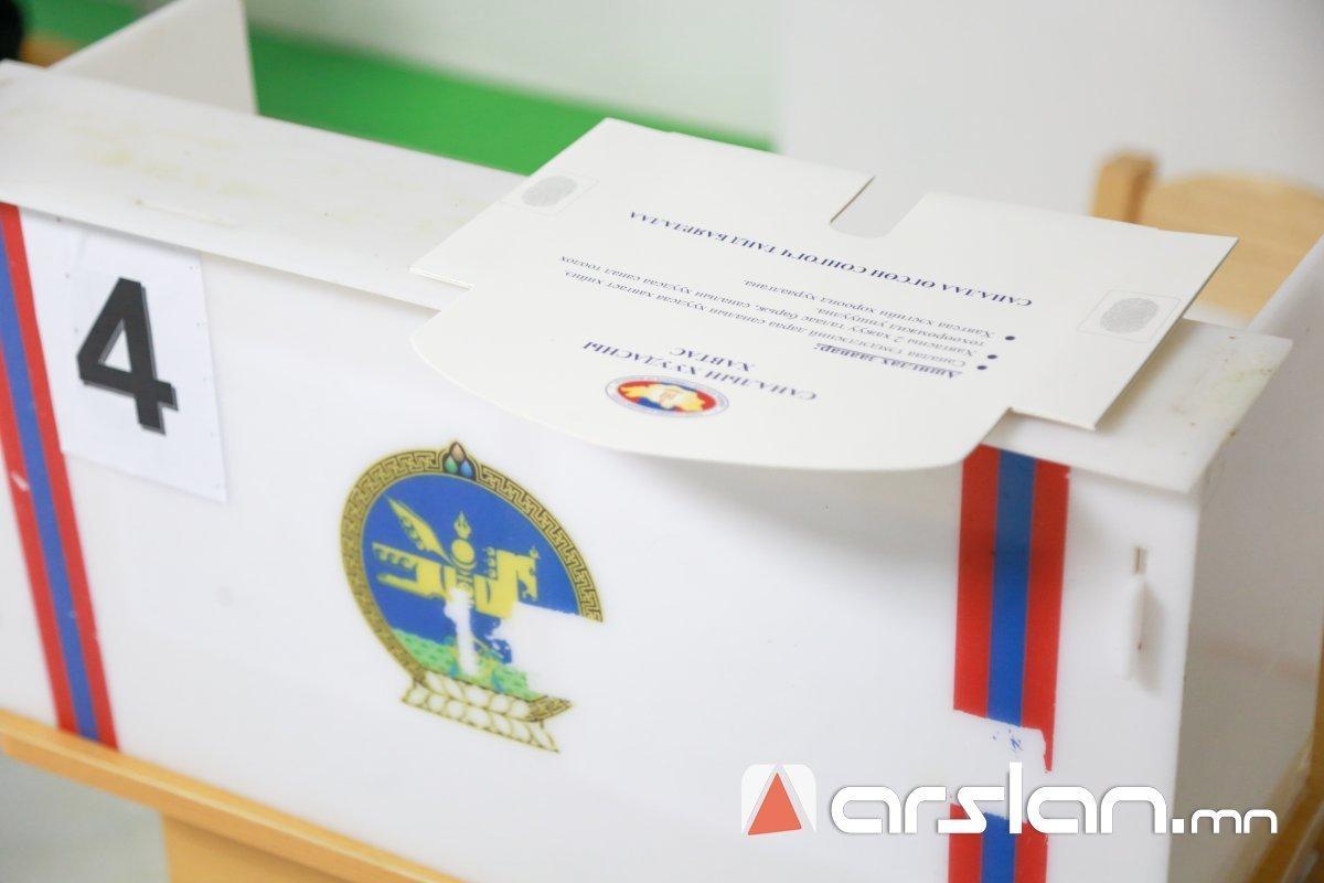 СЕХ: Сумдын сонгуулийн хороонд 120 албан хаагч ажиллана