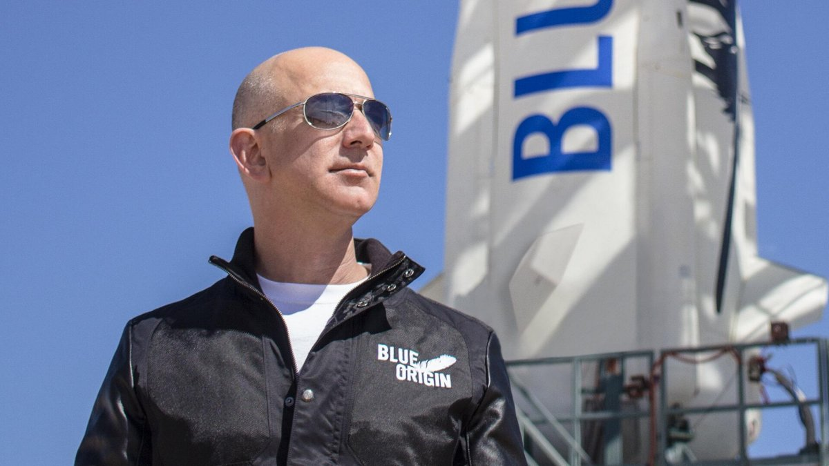 Хөрөнгө нь 200 тэрбум ам.доллар давсан цорын ганц хүн бол Жефф Безос