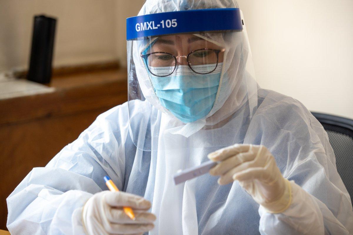 Өнөөдрөөс дүүрэг бүрд коронавирусийн шинжилгээ авах ЦЭГҮҮД
