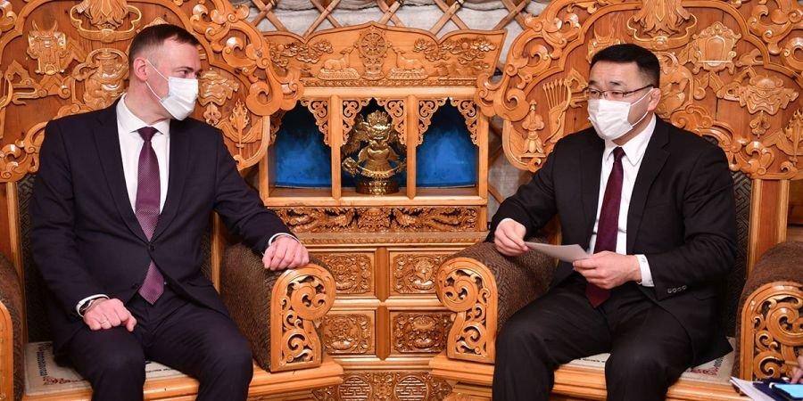 Улаанбаатар, Минск хотын хамтын ажиллагааг өргөжүүлнэ