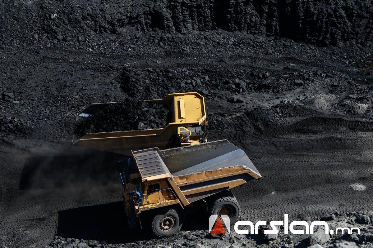 Эхний хоёр сарын байдлаар 322.8 мянган тонн нүүрс экспортолжээ