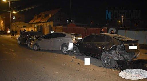 Баянзүрх дүүрэгт өнгөрсөн сард 18 жолооч согтуугаар жолоо барьж осол гаргажээ