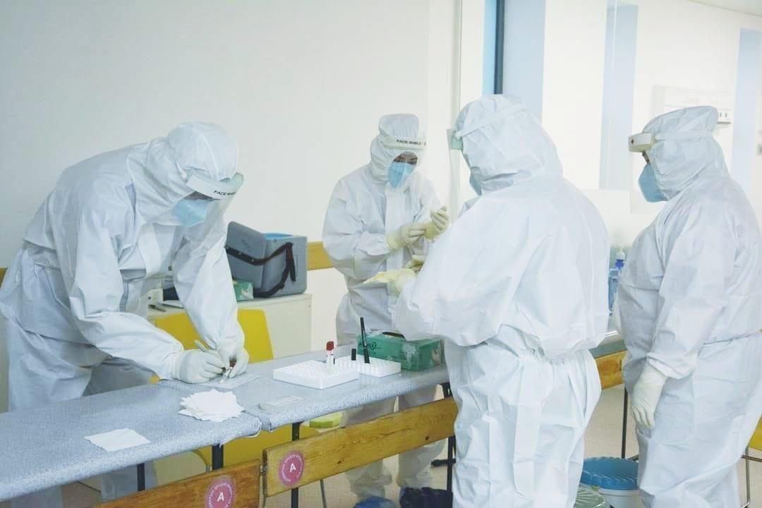PCR шинжилгээний ТАВАН ЦЭГ ажиллаж байна