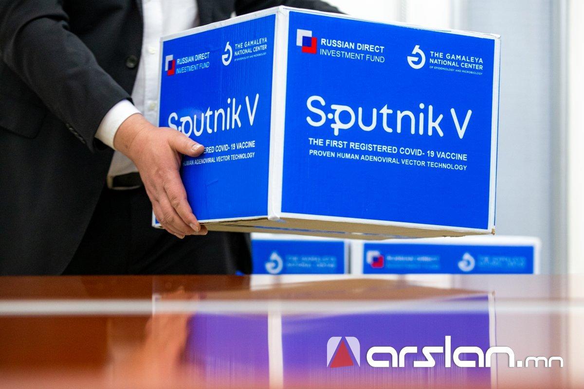 """""""Спутник V"""" вакцинаас ОХУ-ын олж болох орлогыг шинжээчид тооцоолжээ"""
