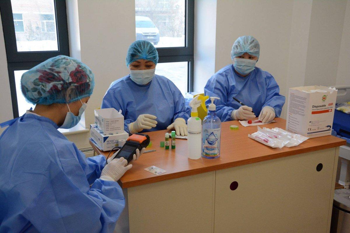 """Нийслэлд 2337 хүн """"КОВИД-19"""" халдварын шинжилгээнд  хамрагдлаа"""