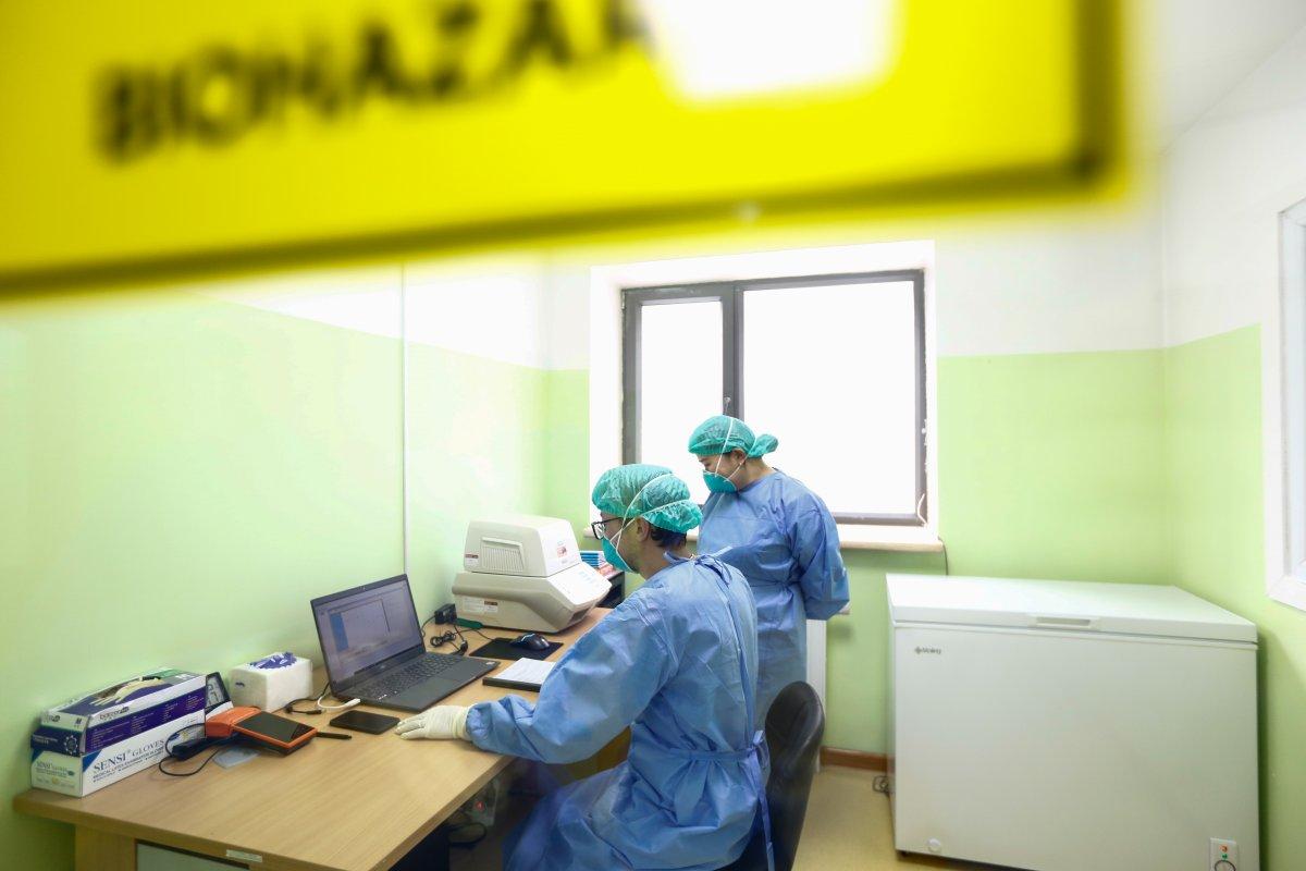 Баянгол дүүргийн Эрүүл мэндийн төвд PCR шинжилгээний лабораторийг байгууллаа