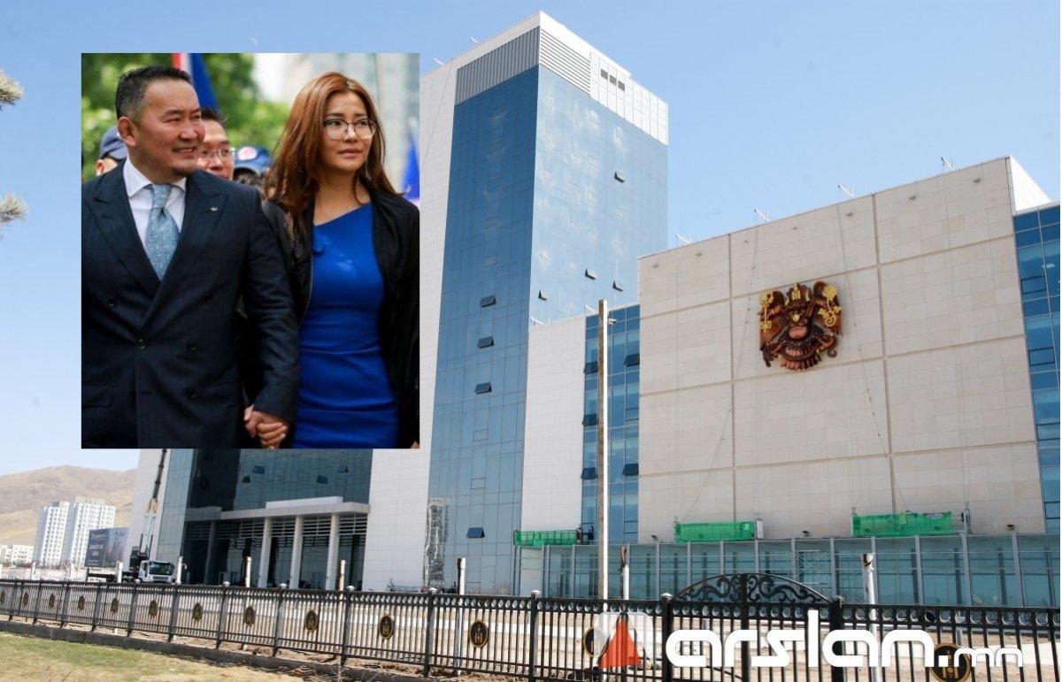 Татвар төлөгчдийн мөнгөөр барьсан Хотын захиргааны шинэ байранд Ерөнхийлөгчийн охин КОМПАНИА нээнэ