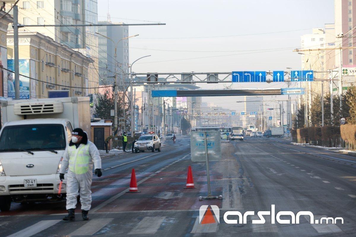 Улаанбаатар хотод 63, Төв аймагт 4 нийт 67 хүнээс коронавирус илэрлээ