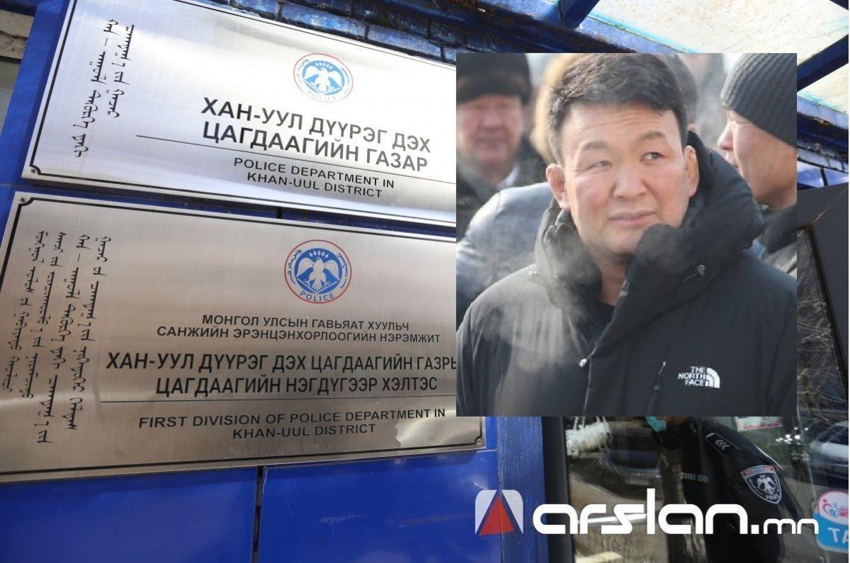 УЕПГ: Н.Түвшинбаярт холбогдох хэрэгт Хан-Уул дүүргийн прокурорын газраас хяналт тавьж байна