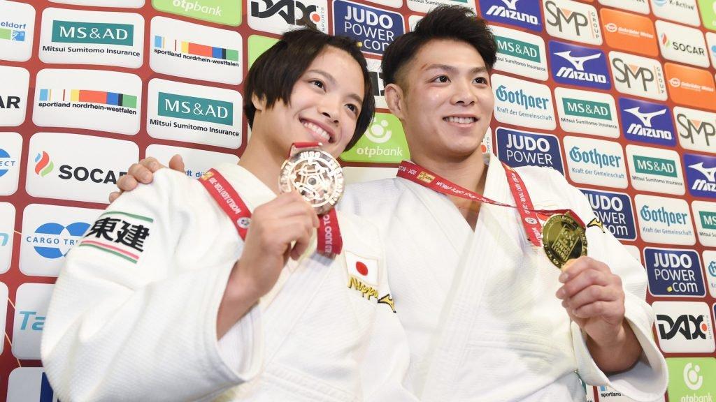 ТОКИО-2020: Японы ах дүүс жүдо бөхийн төрлөөр хамтдаа алтан медаль хүртлээ