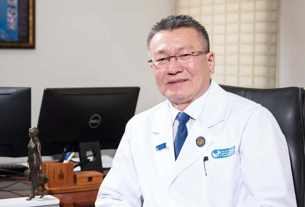 ЭХЭМҮТ-ийн захирал асан Ш.Энхтөр Монгол Улсын Хүүхдийн ЕРӨНХИЙ ЗӨВЛӨХ ЭМЧ болжээ