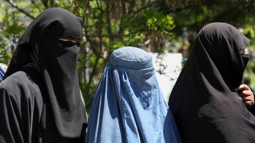 ТАЛИБАН: Эмэгтэйчүүд гэртээ байх ёстой
