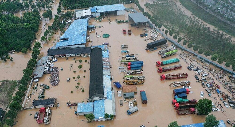 Хятадад ҮЕРИЙНулмаас 21 хүн нас баржээ