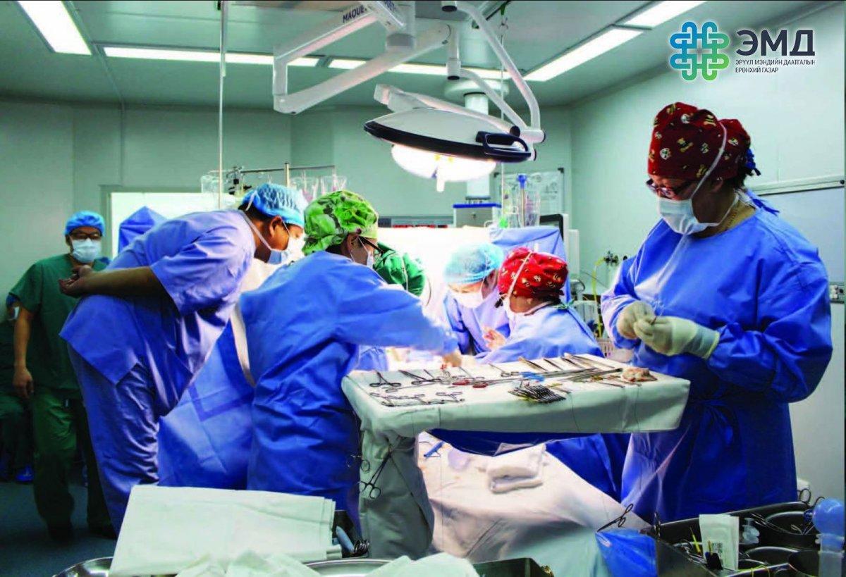Энэ оны гуравдугаар сард ЭМД-ын сангаас хорт хавдрын 2,527 тохиолдолд 1.5 тэрбум төгрөгийн санхүүжилт олгосон байна