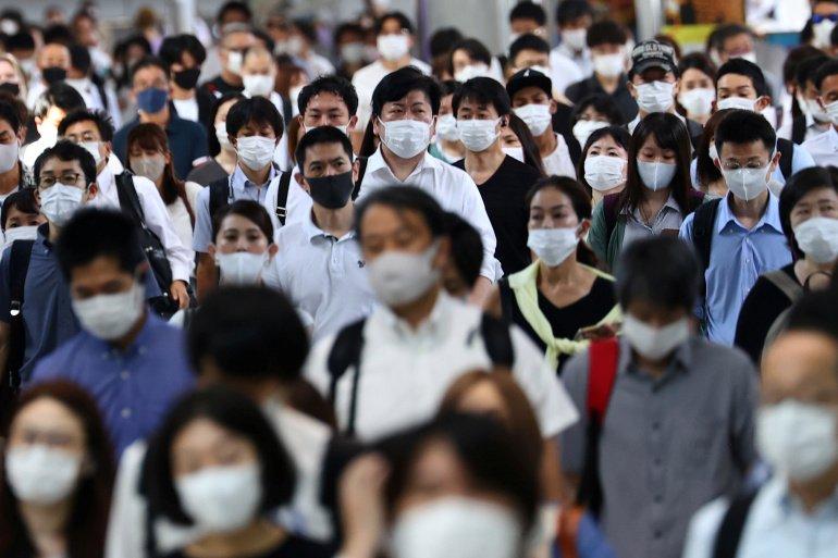 Токиод өнөөдөр 4000 ДАВСАН халдварын тохиолдол бүртгэгджээ