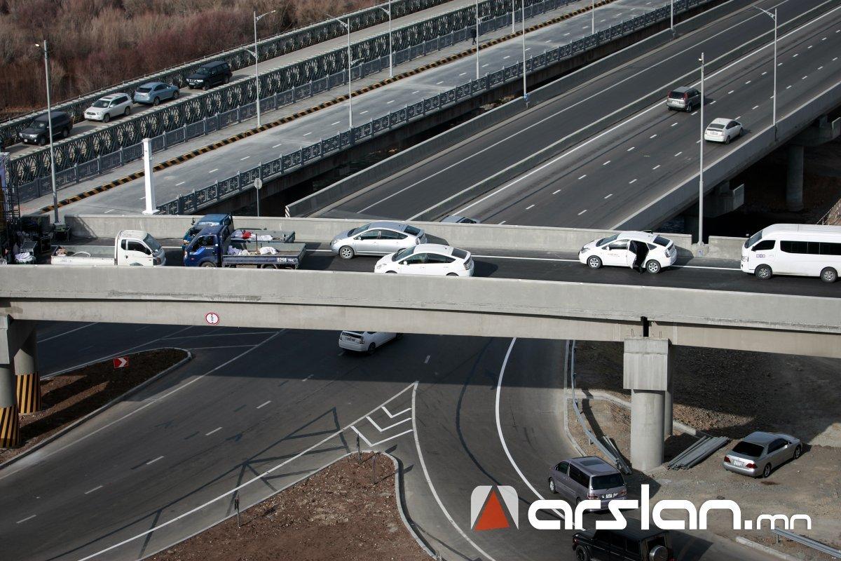 Өнөөдөр 1, 6 тоогоор төгссөн тээврийн хэрэгсэл хөдөлгөөнд оролцохгүй
