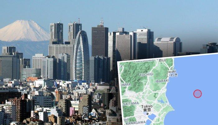 Токио хотод ХҮЧТЭЙ ГАЗАР ХӨДЛӨЛТ боллоо