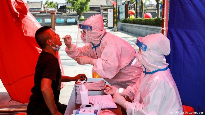 БНХАУ-д дахин халдвар дэгдэж эхэллээ