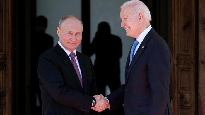 ФОТО: Жо Байден, В.Путин нарын 3 цаг гаруй үргэлжилсэн уулзалт ХЭРХЭН ӨНГӨРӨВ