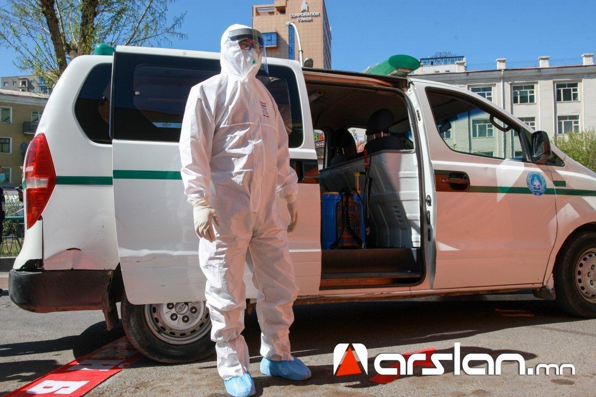 Коронавируст халдварын 2433 тохиолдол бүртгэгдэж 6 хүн нас барлаа