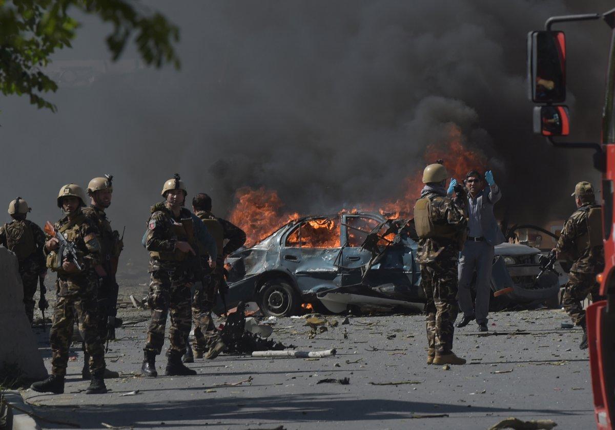 АНУ: Афганистанд дахин террорист халдлага гарч болзошгүй