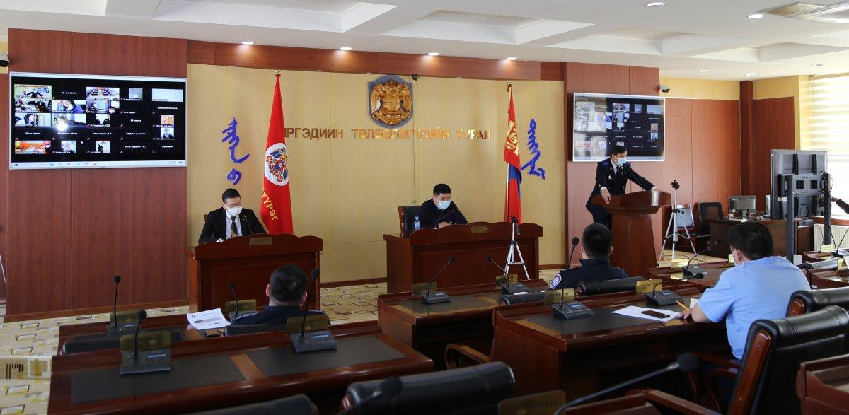 Хан-Уул дүүргийн прокурорын газраас санаачлан цахим сургалт, ярилцлага зохион байгуулжээ