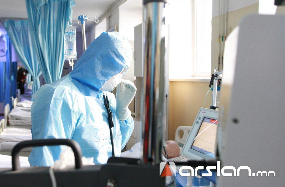 А.Бурмаа: Ковид19-өөс гадна амьсгалын замын вирус тархаж байна