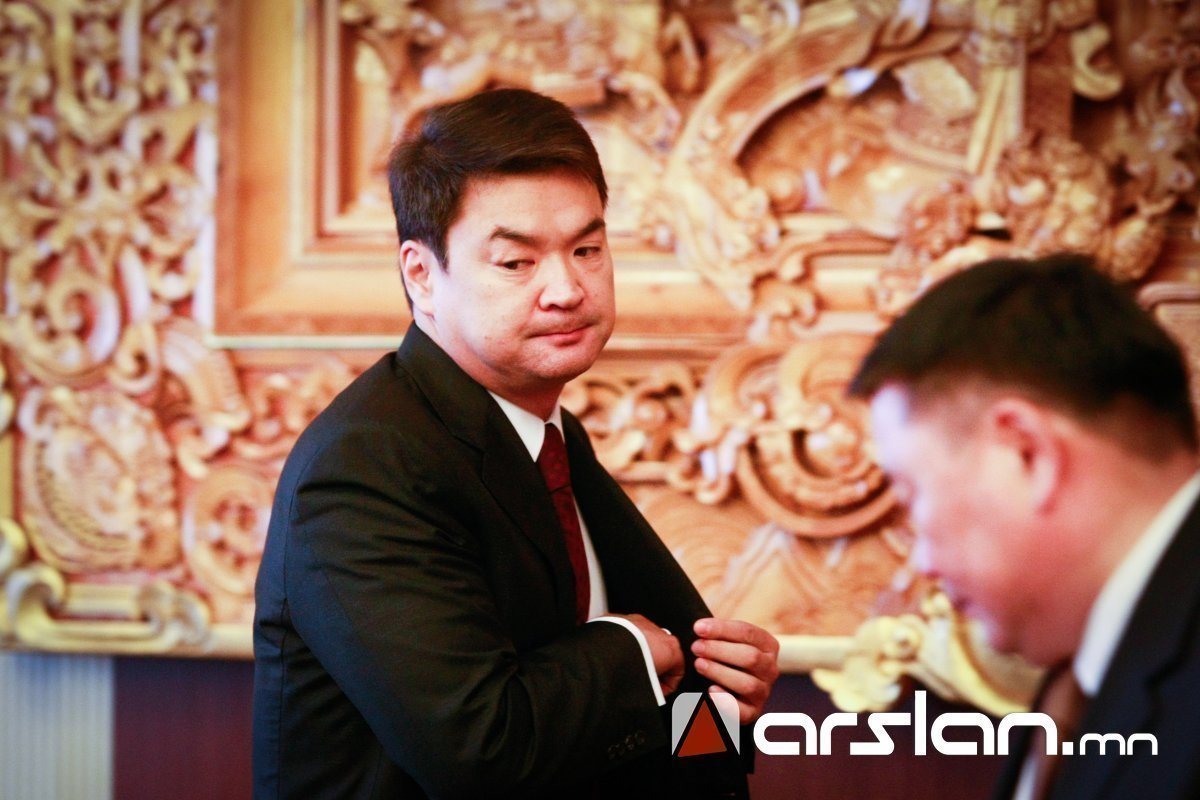 Ч.Сайханбилэг ирэх долоо хоногт Монголд ирнэ