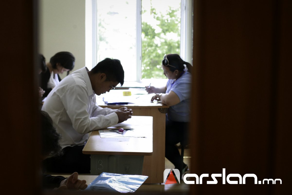 ЗАСГИЙН ГАЗАР: Монгол хэл, бичгийн шалгалт авахгүй