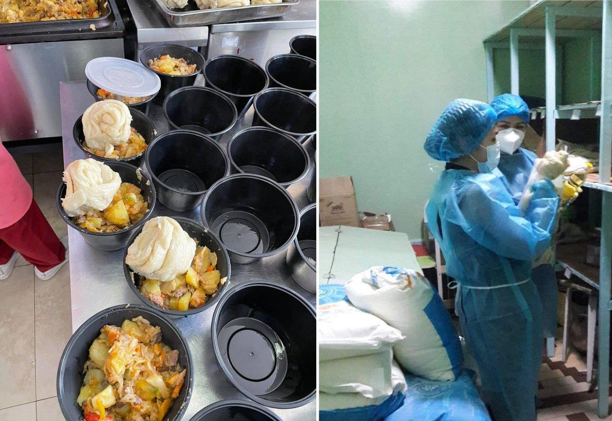 НМХГ: Дархлаажуулалтын цэгт ажиллаж буй эмч, ажилчдын хоолны чанарт ХЯНАЛТ тавьж байна