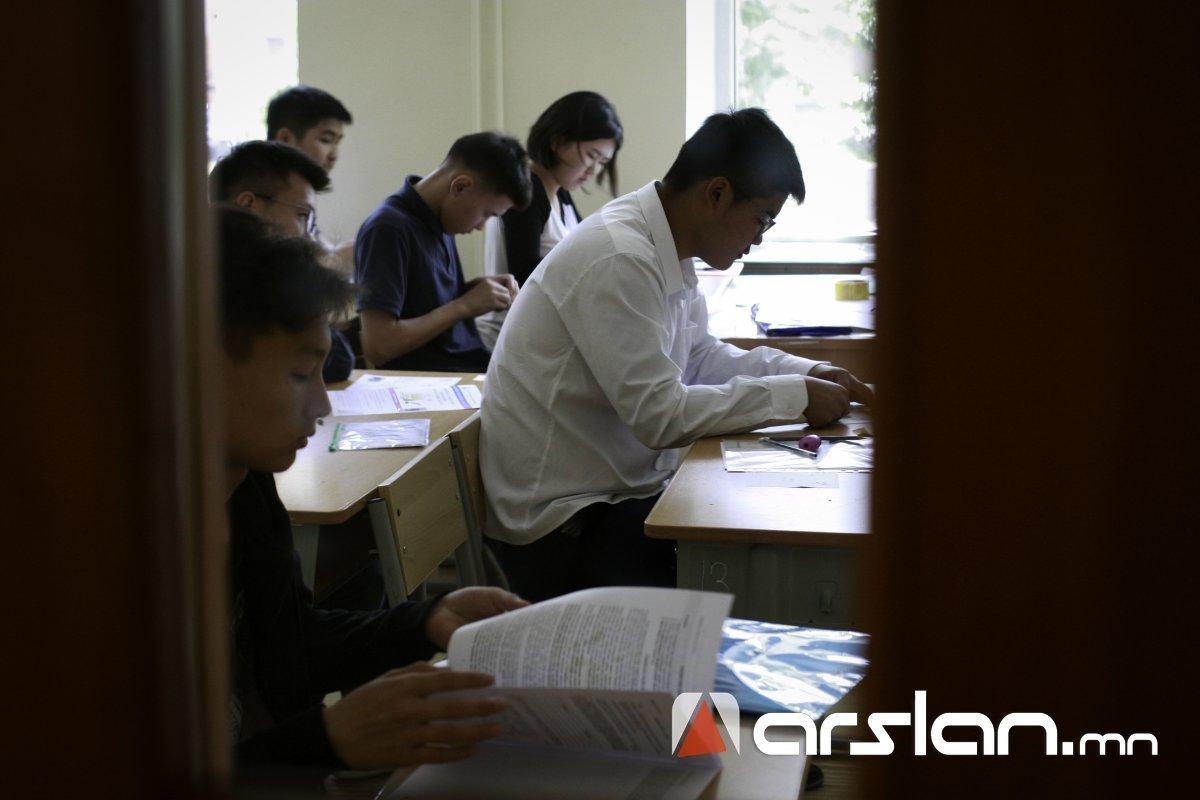 Элсэлтийн ерөнхий шалгалт өгөхөөр 35,629 шалгуулагч бүртгүүлжээ