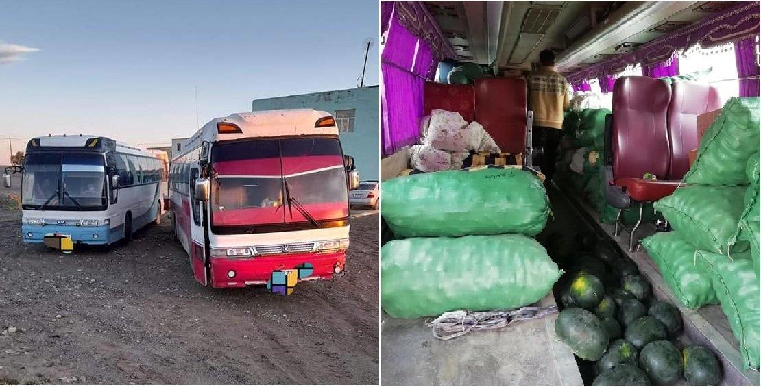 Ашиглалтын хугацаа дууссан автобусаар хүнсний ногоо ачих ЗӨРЧИЛ их гарчээ