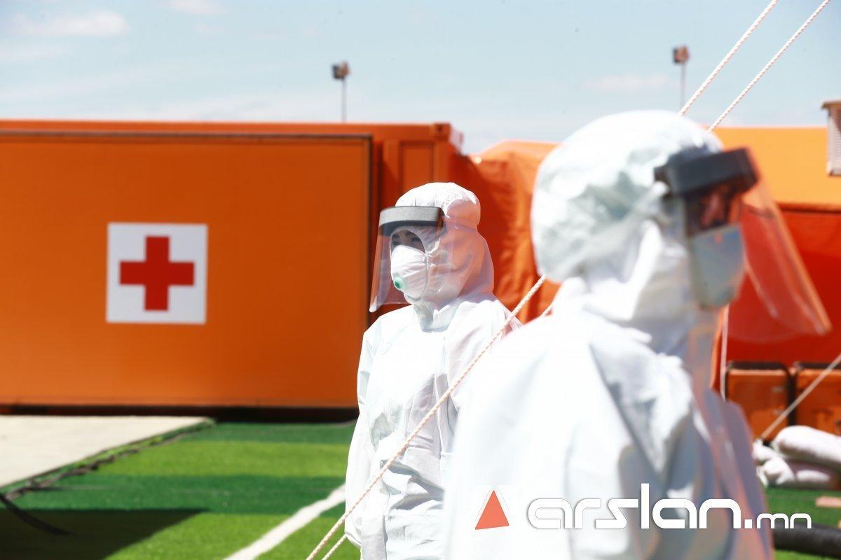 Сүүлийн 24 цагийн хугацаанд 14 хүн коронавируст халдварын улмаас нас баржээ