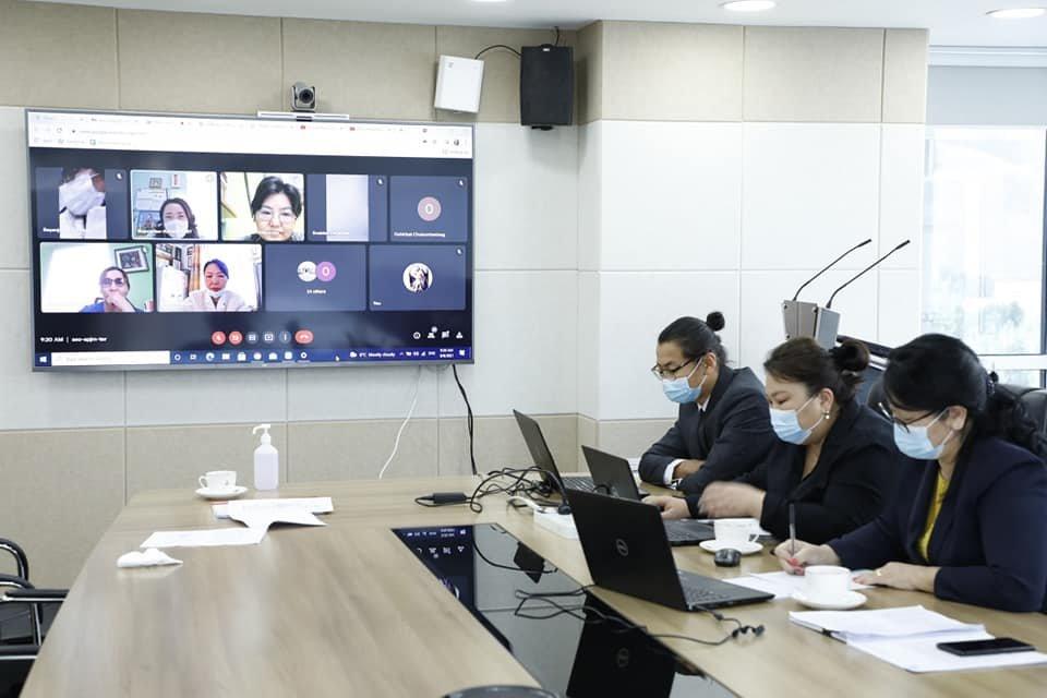 ЭМДЕГ-ын удирдлагууд Өрхийн эрүүл мэндийн төвийн эмч, ажилчидтай цахим уулзалт хийлээ